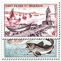 nr. 353/357 -  Stamp Saint-Pierre et Miquelon Mail