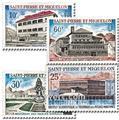 nr. 387/390 -  Stamp Saint-Pierre et Miquelon Mail