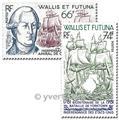 n.o 277/278 -  Sello Wallis y Futuna Correos