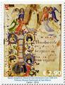 n° 1316 - Timbre ORDRE de MALTE Poste