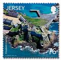 n° 2182/2183 - Timbre JERSEY Poste (EUROPA)