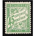 nr. 36 -  Stamp France Revenue stamp