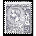 n° 46 -  Selo Mónaco Correios