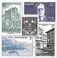 n° 249/264 -  Timbre Monaco Poste