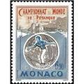 n° 1742 -  Timbre Monaco Poste