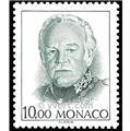 n.o 1809 -  Sello Mónaco Correos