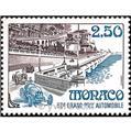 n.o 1814 -  Sello Mónaco Correos