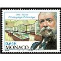 n° 2338 -  Selo Mónaco Correios