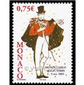 n° 2409 -  Selo Mónaco Correios