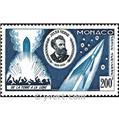 nr. 60 -  Stamp Monaco Air Mail