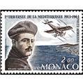 n° 81 -  Timbre Monaco Poste aérienne