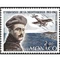 nr. 81 -  Stamp Monaco Air Mail