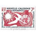 n.o 290 -  Sello Nueva Caledonia Correos