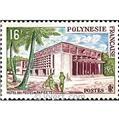 nr. 14 -  Stamp Polynesia Mail
