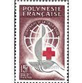 n° 24 -  Timbre Polynésie Poste