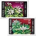 n° 64/65 -  Timbre Polynésie Poste