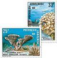 n° 121/122 -  Timbre Polynésie Poste aérienne