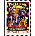 n° 2756 -  Selo Mónaco Correios