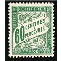 n.o 38 -  Sello Francia Tasa