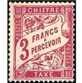 nr. 42 -  Stamp France Revenue stamp