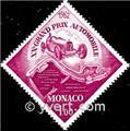 n° 574 -  Timbre Monaco Poste