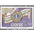 nr. 613 -  Stamp Monaco Mail