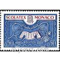 n° 617 -  Timbre Monaco Poste