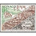 nr. 881 -  Stamp Monaco Mail