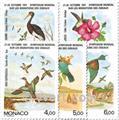 n° 1754/1758 -  Timbre Monaco Poste