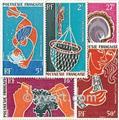 n° 34/38 -  Timbre Polynésie Poste aérienne