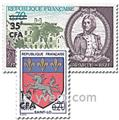 nr. 386/387 -  Stamp Reunion Mail