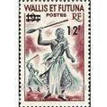 n° 177 -  Timbre Wallis et Futuna Poste
