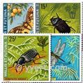 n.o 185/188 -  Sello Wallis y Futuna Correos