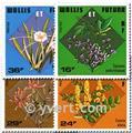 n.o 213/216 -  Sello Wallis y Futuna Correos