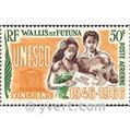 n° 28 -  Timbre Wallis et Futuna Poste aérienne