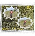 n° 9 -  Selo Wallis e Futuna Blocos e folhinhas