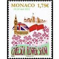 n.o 2774 -  Sello Mónaco Correos