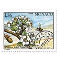 n° 98/101 -  Selo Mónaco Pré-obliterados