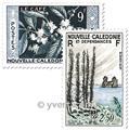 n.o 284/286 -  Sello Nueva Caledonia Correos