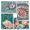 nr. 291/294 -  Stamp New Caledonia Mail