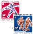 n° 22/23 -  Timbre Polynésie Poste