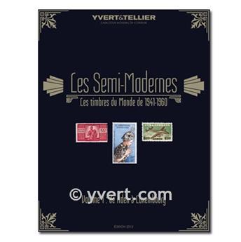 SEMI-MODERNES DU MONDE : 1941-1960 (Édition 2013) - Vol. 1