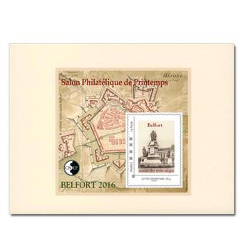 n° 71b - Selo França CNEP (Prova de luxo)