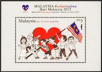 n° 192 - Timbre MALAYSIA Blocs et feuillets