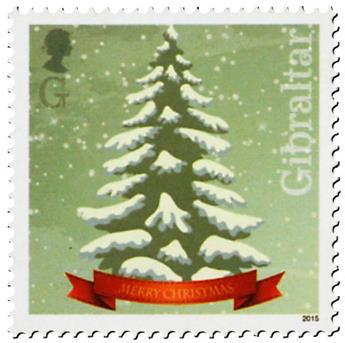 n° 1708/1712 - Timbre GIBRALTAR Poste