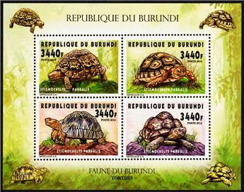 n° 2289 - Timbre BURUNDI Poste