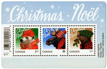n° 3195 - Timbre CANADA Poste