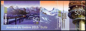 n° 2352 - Timbre SUISSE Poste