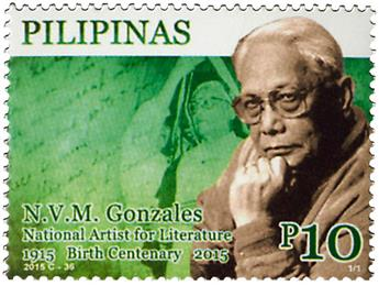 n° 3984 - Timbre PHILIPPINES Poste