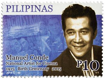 n° 3993 - Timbre PHILIPPINES Poste